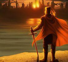 King's Awakening by AmberDust