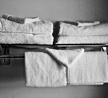 Towel's by Jeffrey  Sinnock