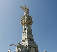 Firemen's Monument, Havana, Cuba by buttonpresser