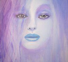 BLUE LADY by Dian Bernardo