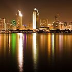 Downtown San Diego by Firesuite
