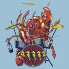 Rocking Lobster by jimiyo