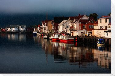 Henningsvaer. Lofoten Islands. Norway. by photosecosse /barbara jones