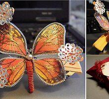 Lepidoptera 1 - Phoenix by MadameTock
