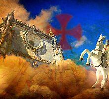 Templar Sky by terezadelpilar~ art & architecture
