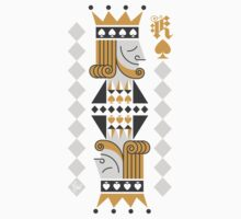 King of Spades by Emilio Carnero