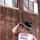 Cowboy in Training by KansasA