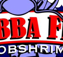 Bubba Fett's Yobshrimp Restaurant Sticker