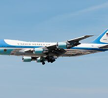 Air Force One by gfydad