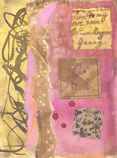 Hoot of a Time by Jenny Davis