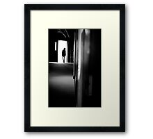 """365 Day Project -People- """"Mirror Image""""  Framed Print"""
