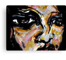 paint beauty #14..... Canvas Print