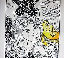 Le Soleil II by GildedGoldfish