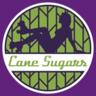 Cane Sugars T-Shirts & Hoodies by Reef City Roller Girls