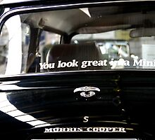 You look great ... by Ell-on-Wheels
