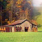 Lowe's Barn by Annlynn Ward