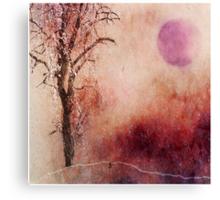 Spring Rush Canvas Print