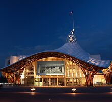 Pompidou center, Metz by remos