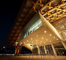 Pompidou center, Metz 2 by remos