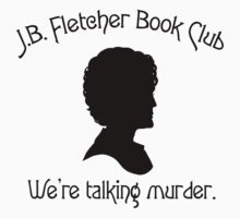 Murder She Wrote J.B. Fletcher Book Club by waywardtees