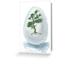 Little Zen Tree 219 Greeting Card