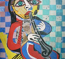 Clarinet by Sally Sargent