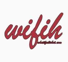 WIFIH 'Plain and Simple' Red by prosice