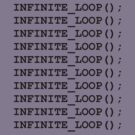 Infinite Loop by mozza26