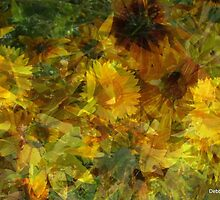 Yellow Cheer Please... by Debbie Robbins