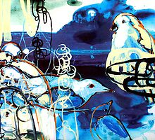 song birds by Randi Antonsen