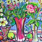Window Still Life by marlene veronique holdsworth