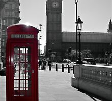 London Calling by martin bullimore