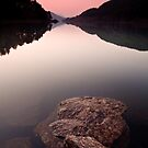 Thirlmere Dusk by Brian Kerr