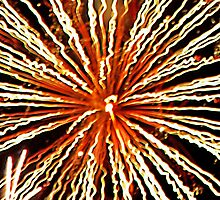 Fireworks - Ball of Confusion by Paul Gitto