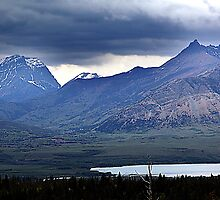 Waterton Valley by Jann Ashworth