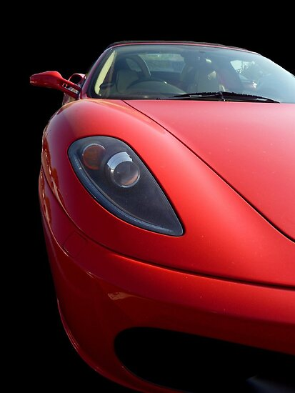 Ferrari  by Vicki Spindler (VHS Photography)
