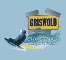 Christmas with the Griswolds by adamcampen