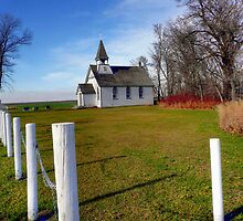 LITTLE CHURCH on the PRAIRIES by Larry Trupp