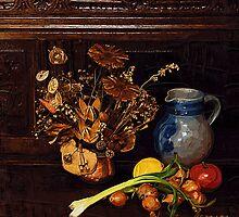 Veggies by Gilberte