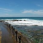 Newcastle Beach, NSW, Australia by PollyBrown