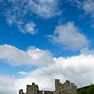 Fore Abbey, Westmeath, Ireland by Aishling O'Neill