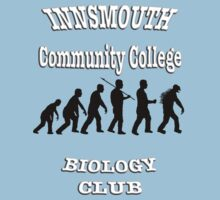 Innsmouth Biology Club by Anthony Pipitone