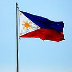 the flag of the Philippines by kenfarnaso