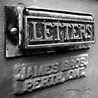 Letters by Peter Simpson