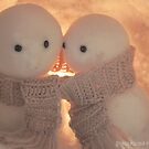 Snow Couple by rachomini
