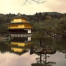 Golden Pavillion by rachomini