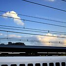 Bullet Train by rachomini