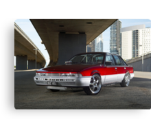 Candy Holden Commodore VL Turbo Canvas Print