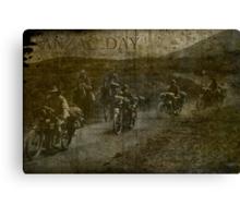 Anzac Day Canvas Print