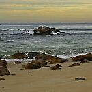 Steels Beach Afternoon by UncaDeej